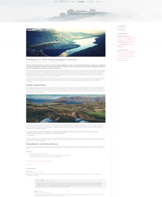 Blog Post Layout