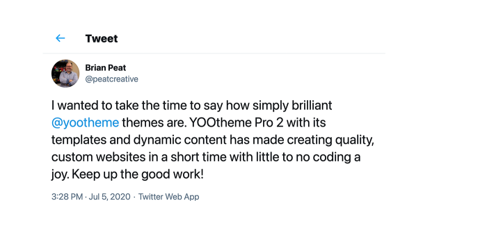 Comments on YOOtheme Pro 2.0