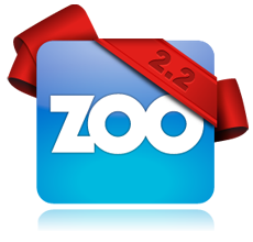 ZOO 2.2 final – Speed improvements, native MooTools 1.2 and sh404SEF support
