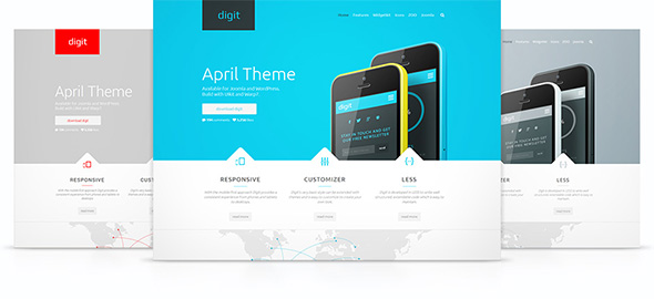 Digit Theme