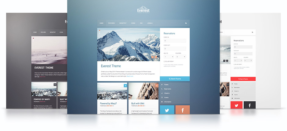 Everest Theme