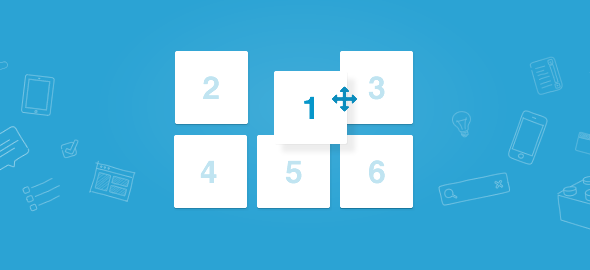 UIkit 2 7 – New sortable, pagination, form-select and more