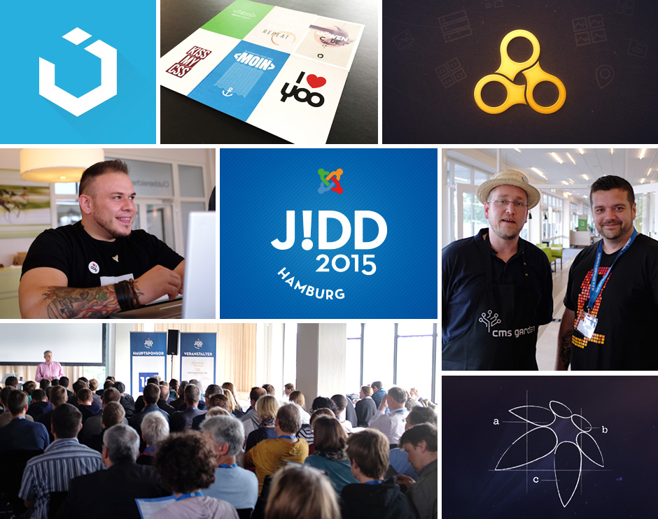 JoomlaDay Germany 2015 Impressions