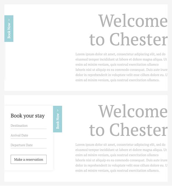 Chester Theme - YOOtheme