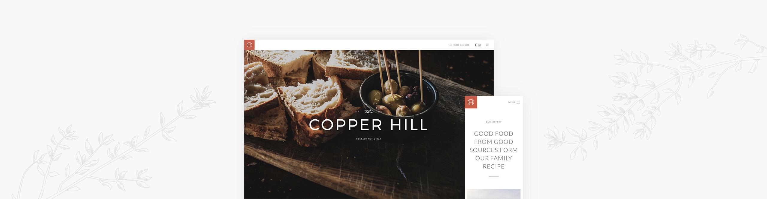 Copper Hill Theme for YOOtheme Pro - YOOtheme