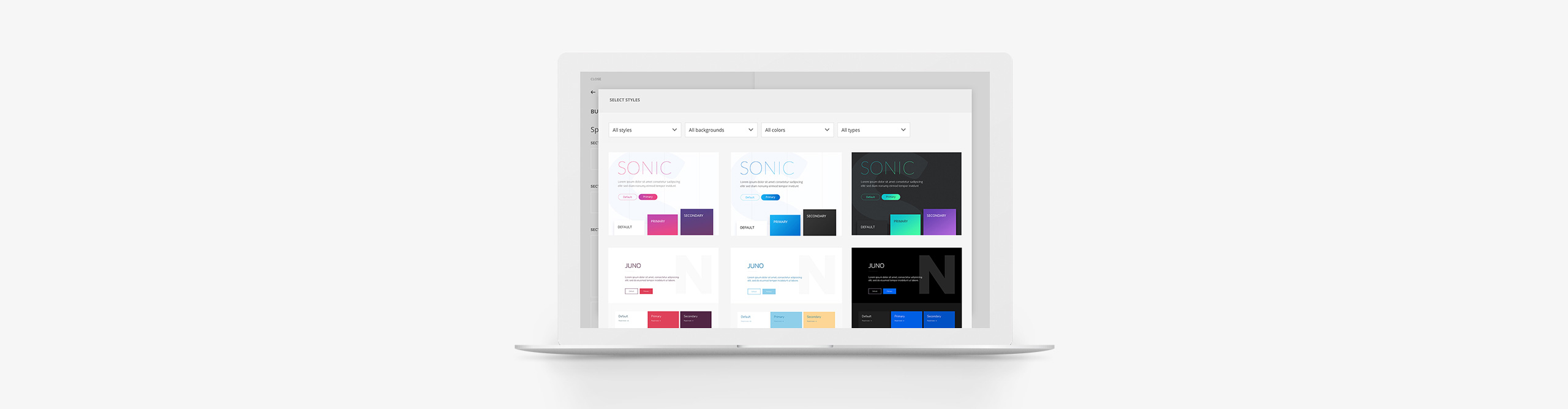 YOOtheme Pro 1.8 – A new style library and link picker - YOOtheme