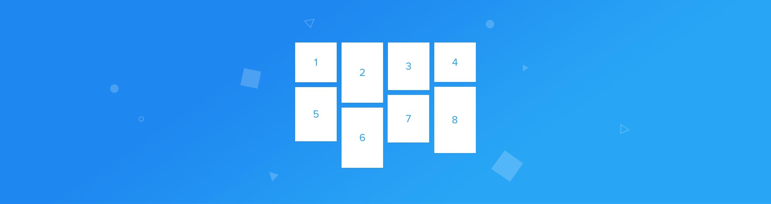 UIkit 3 RC 1 – Masonry Grid, Filter and more - YOOtheme