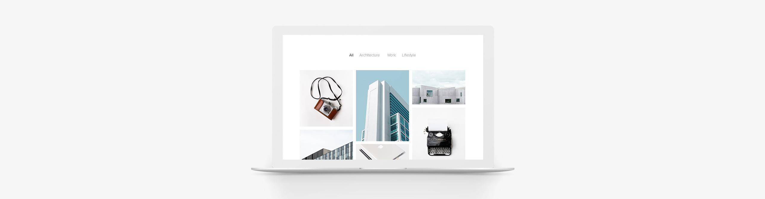 YOOtheme Pro 1 12 – Masonry, Filter and Lazy Loading Images